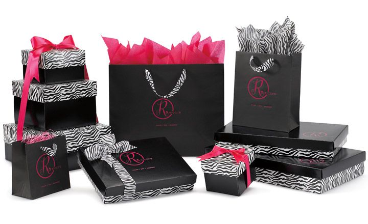 design and print high quality personalized gift bags promotional
