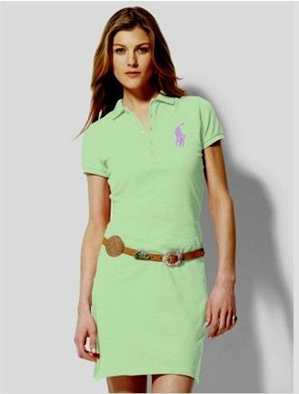 Ralph Lauren Polo Dress--So Classy!