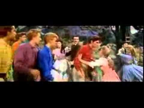 Barn Dance from Seven Brides for Seven Brothers......one ...