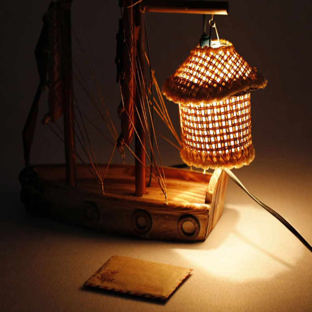 Find more table lamps information about cute boat table lamp for find more table lamps information about cute boat table lamp for living room bedroom led lamp geotapseo Image collections