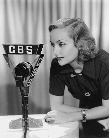 Carole Lombard for CBS