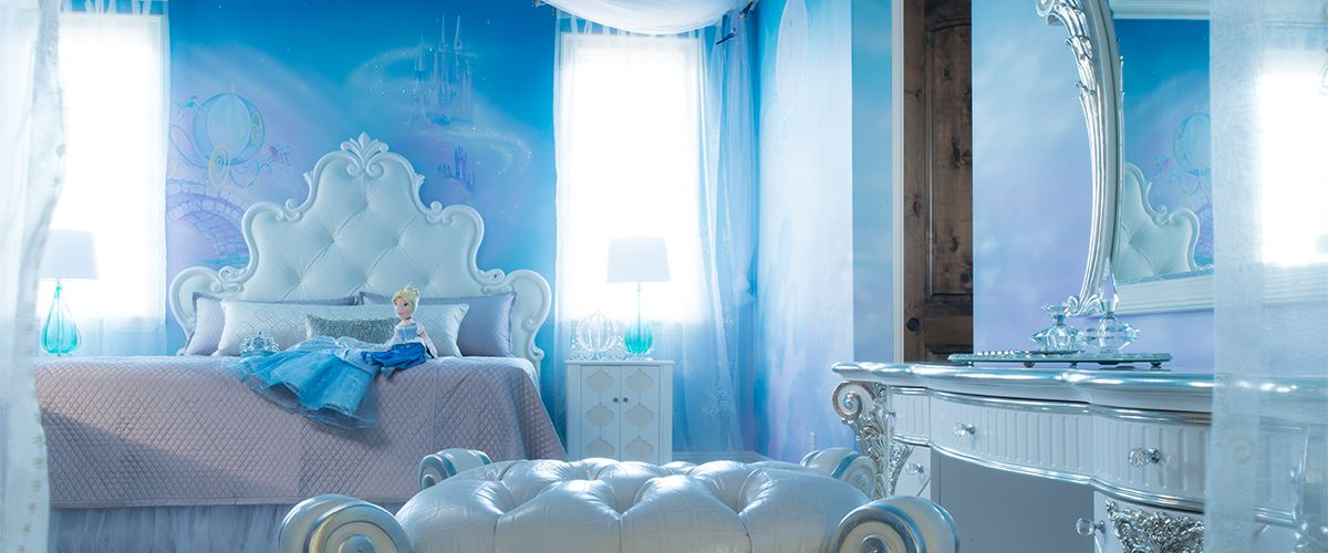 Cinderella Bedroom