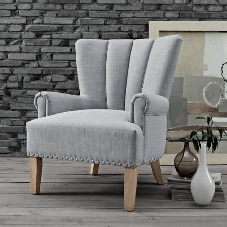 Better Homes and Gardens Accent Chair, Multiple Colors - Walmart.com ...
