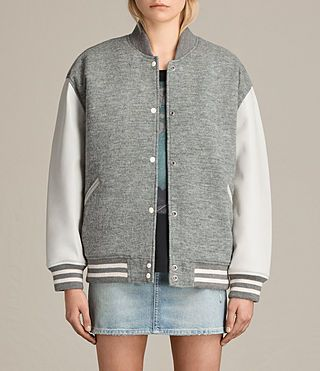 AllSaints Jacket #fashion #clothing #shoes #accessories