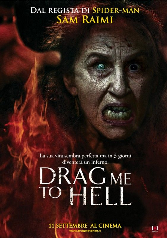Drag Me To Hell Horror Movie Posters Film Posters Horror Movies Horror Art