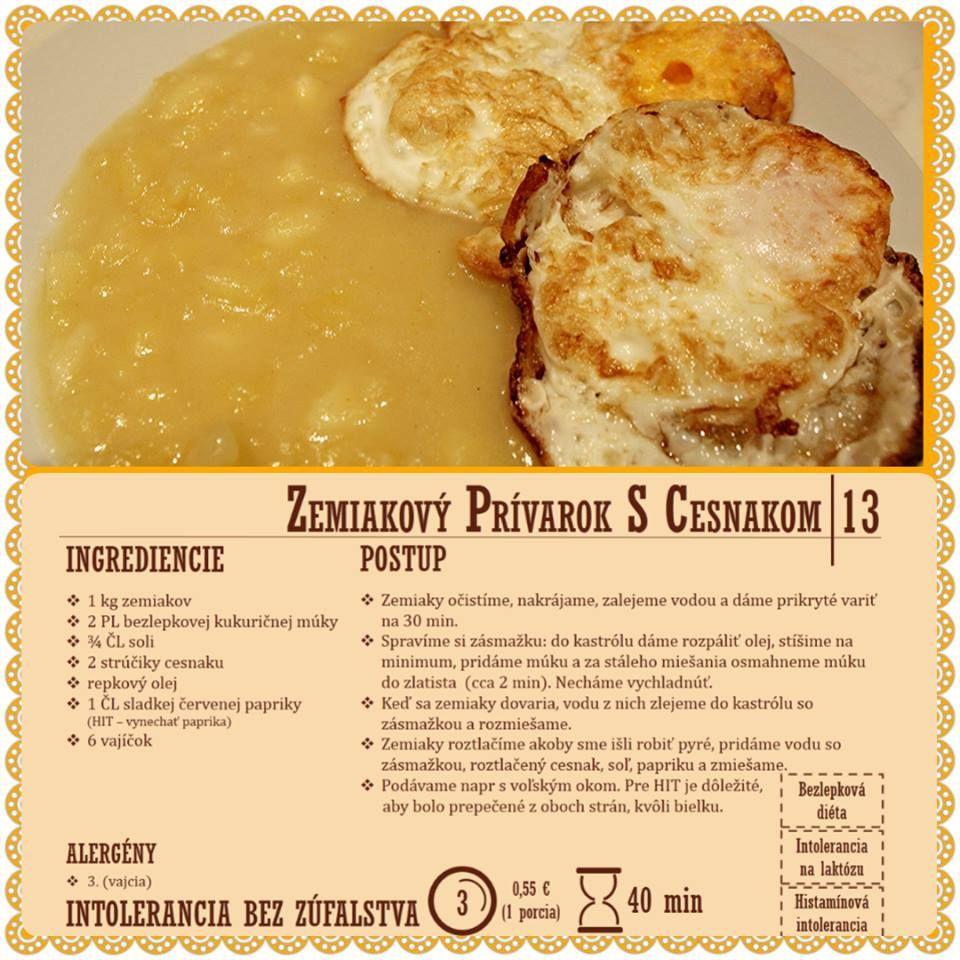 zemiakovy privarok