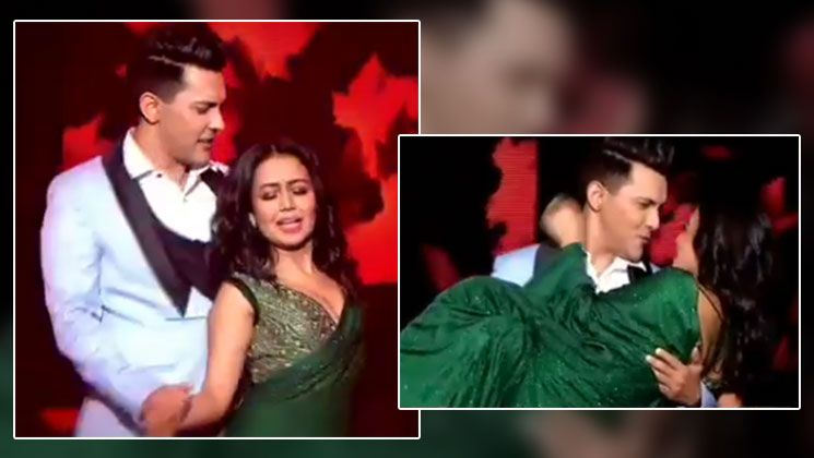 Indian Idol Neha Kakkar And Aditya Narayan S Steamy Romance Is Unmissable Watch Video In 2020 Steamy Romance Steamy Indian Idol