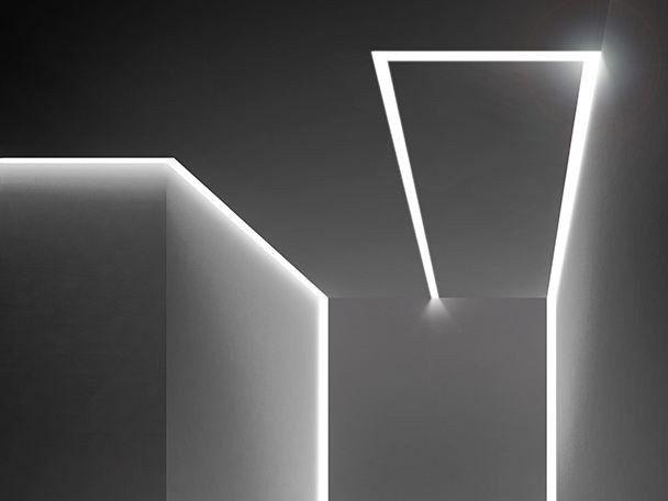 Great Lineares Einbau LED Lichtleiste MANHATTAN by PANZERI Indirekte BeleuchtungPreislisteProdukteLineare