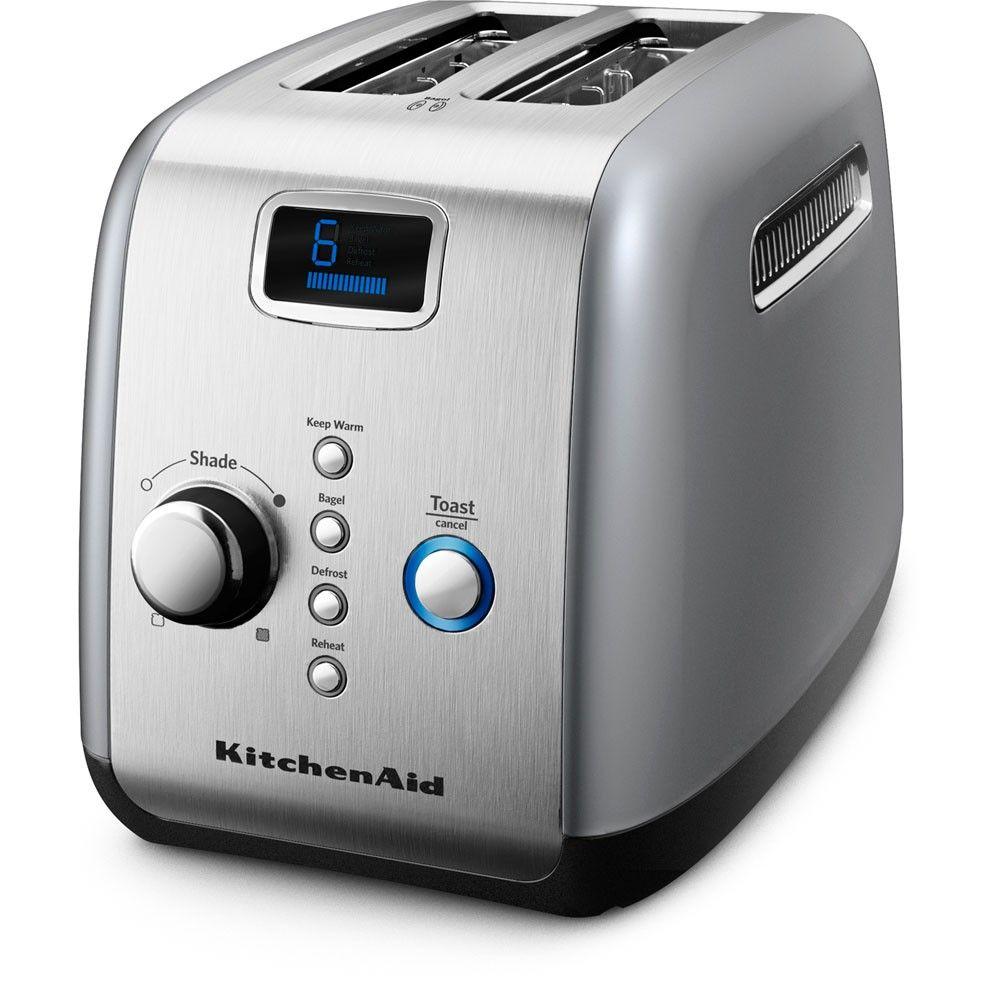Kitchen aid 2slice motorized lift toaster kitchen aid