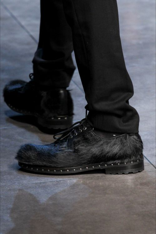 Dolce And Gabbana F/W 2015 Menswear Milan Fashion Week