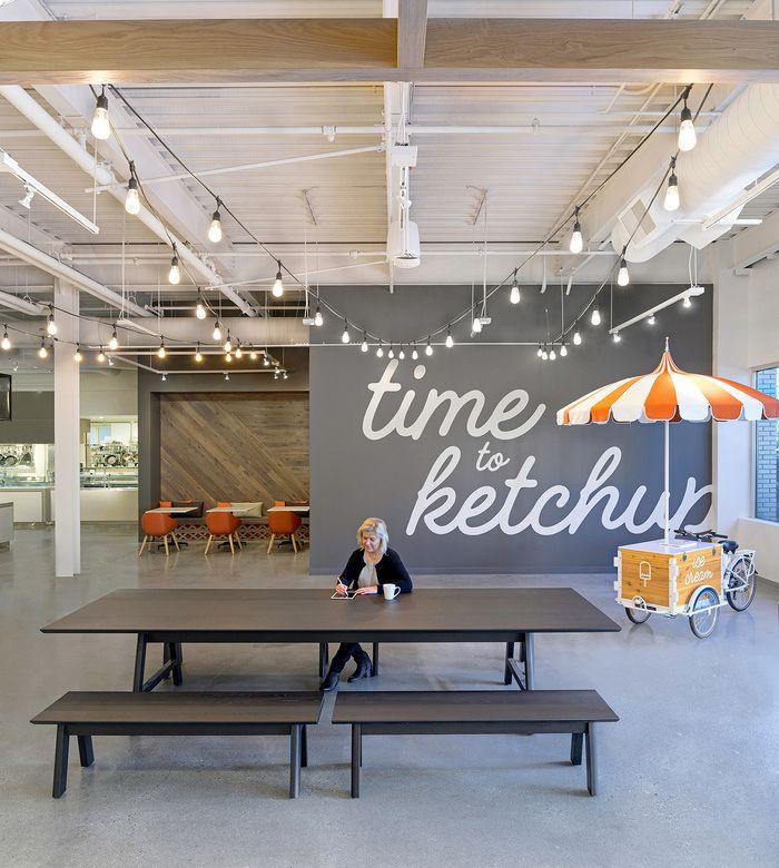 eBay Office Cafeteria - San Jose - 2   办公室 office design