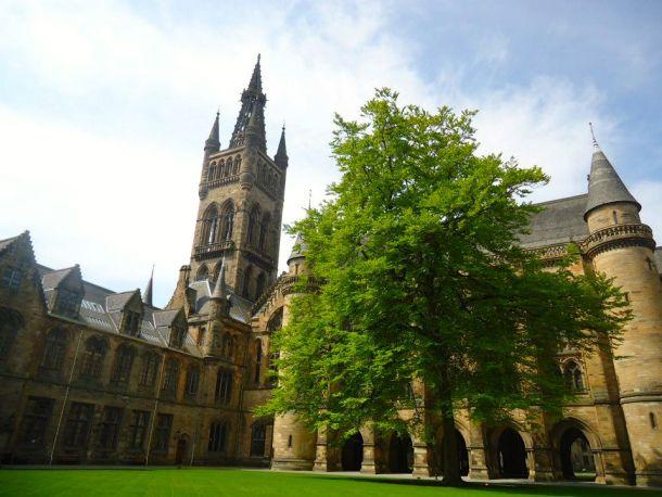 A Tour Of The University Of Glasgow Glasgow University Glasgow Scotland Culture