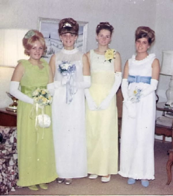 If you were still in High School in 1967, you or your date\'s prom ...