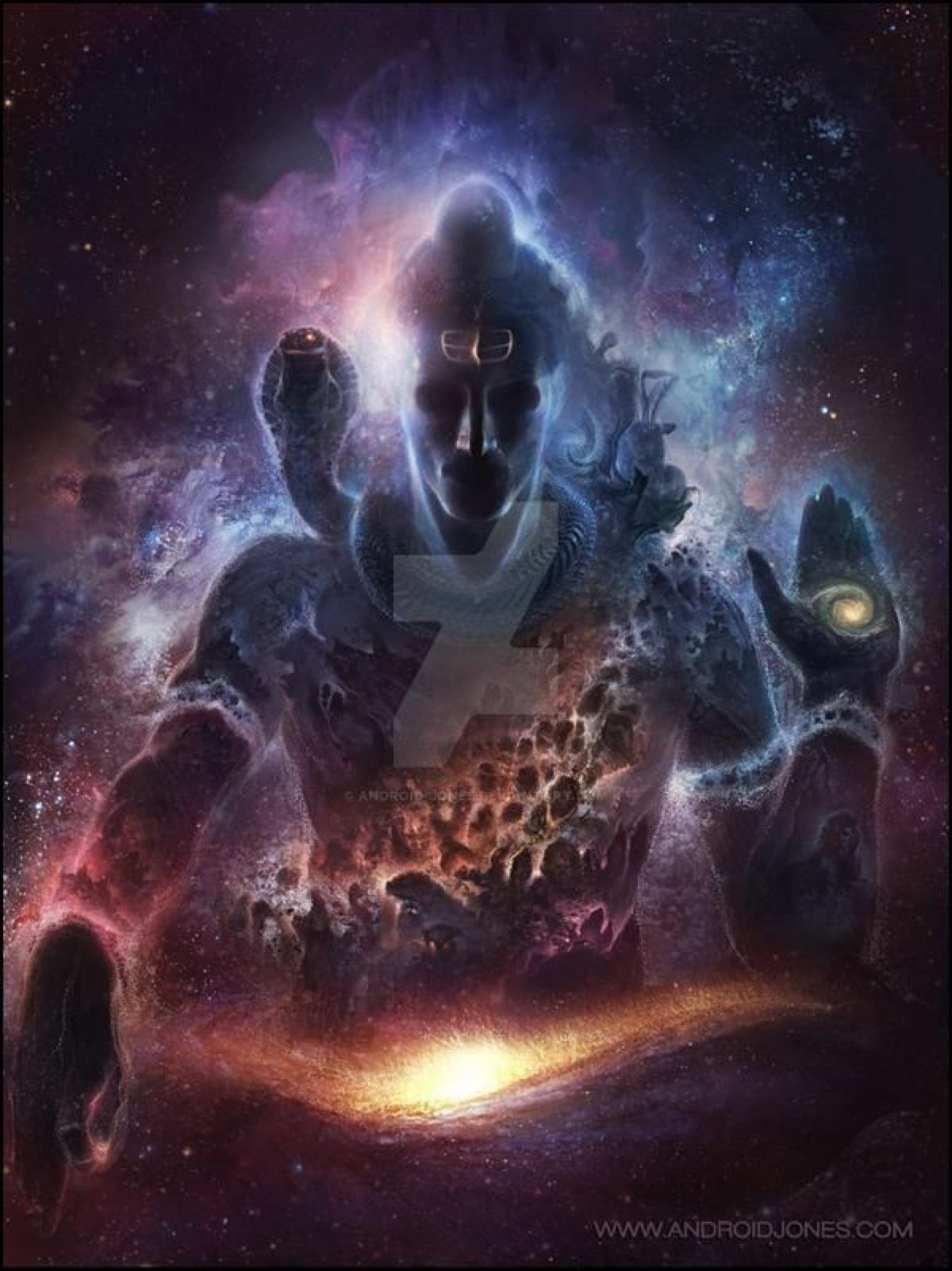 Boom Shiva by Android-Jones on DeviantArt