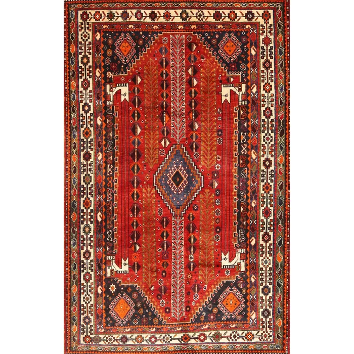 Osmin Traditional Red Brown Area Rug In 2020 Area Rugs Brown Area Rugs Unique Area Rugs
