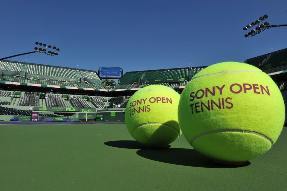All-Star Charity Tennis Tournament on Key Biscayne
