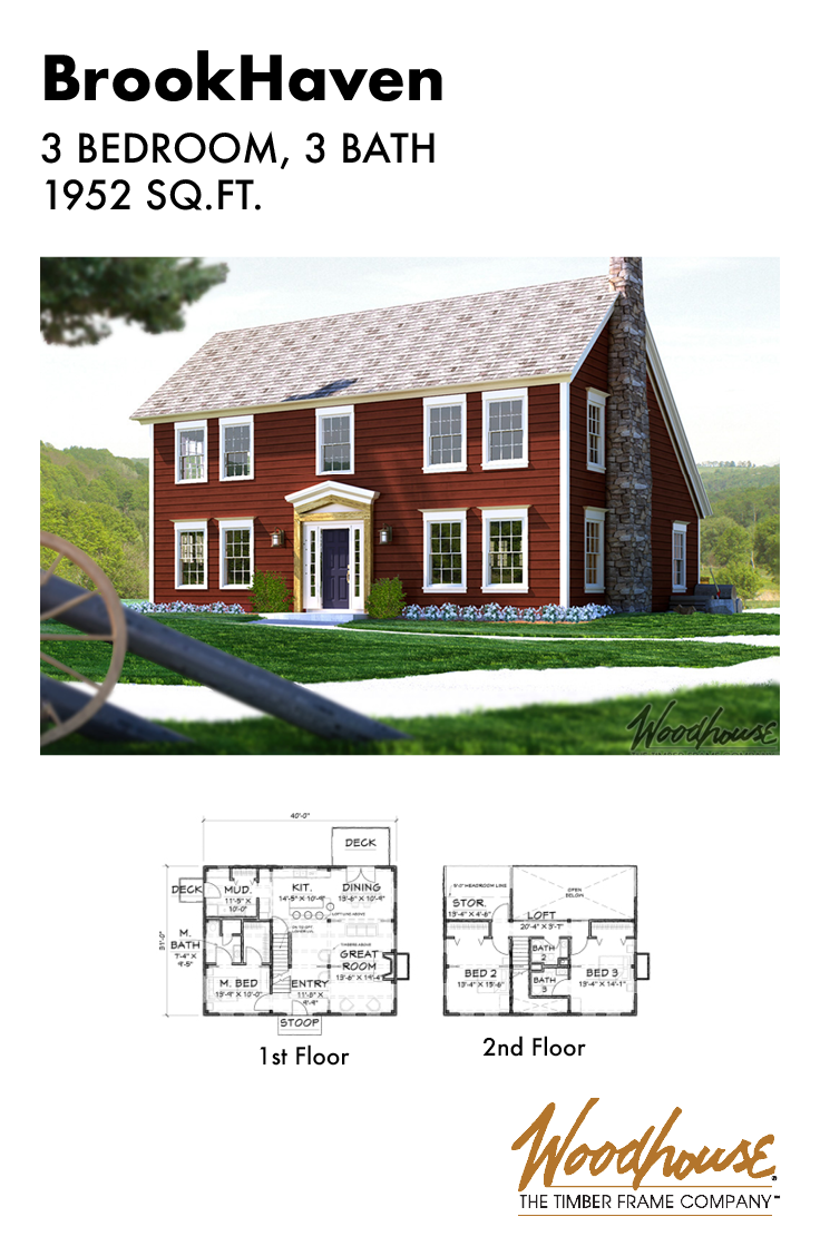 A Saltbox Home Is A Variation Of A Colonial Style Home From The 1600 S And Is Known For Its Simplicity House Blueprints Timber Frame Home Plans Saltbox Houses