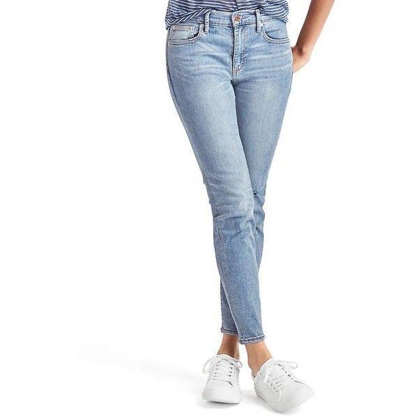 Gap tall skinny jeans