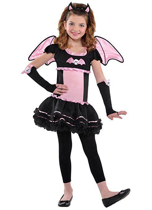 Halloween Fledermaus Kostum Fur Madchen 8 10 Jahre Halloween