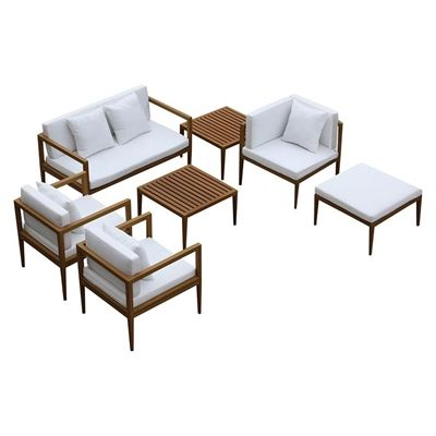marquita 7 piece outdoor lounge set by iniko pinterest outdoor