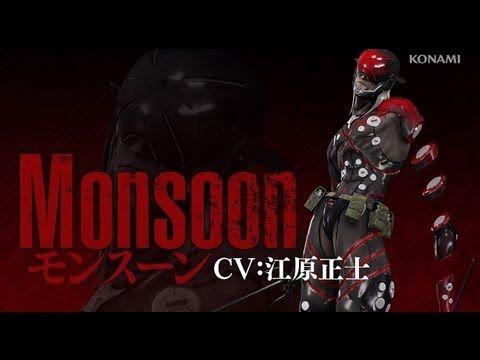 Metal gear rising: revengance - monsoon - boss battle - YouTube