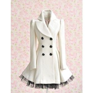 1000  images about Trench Coats on Pinterest | White trench coat