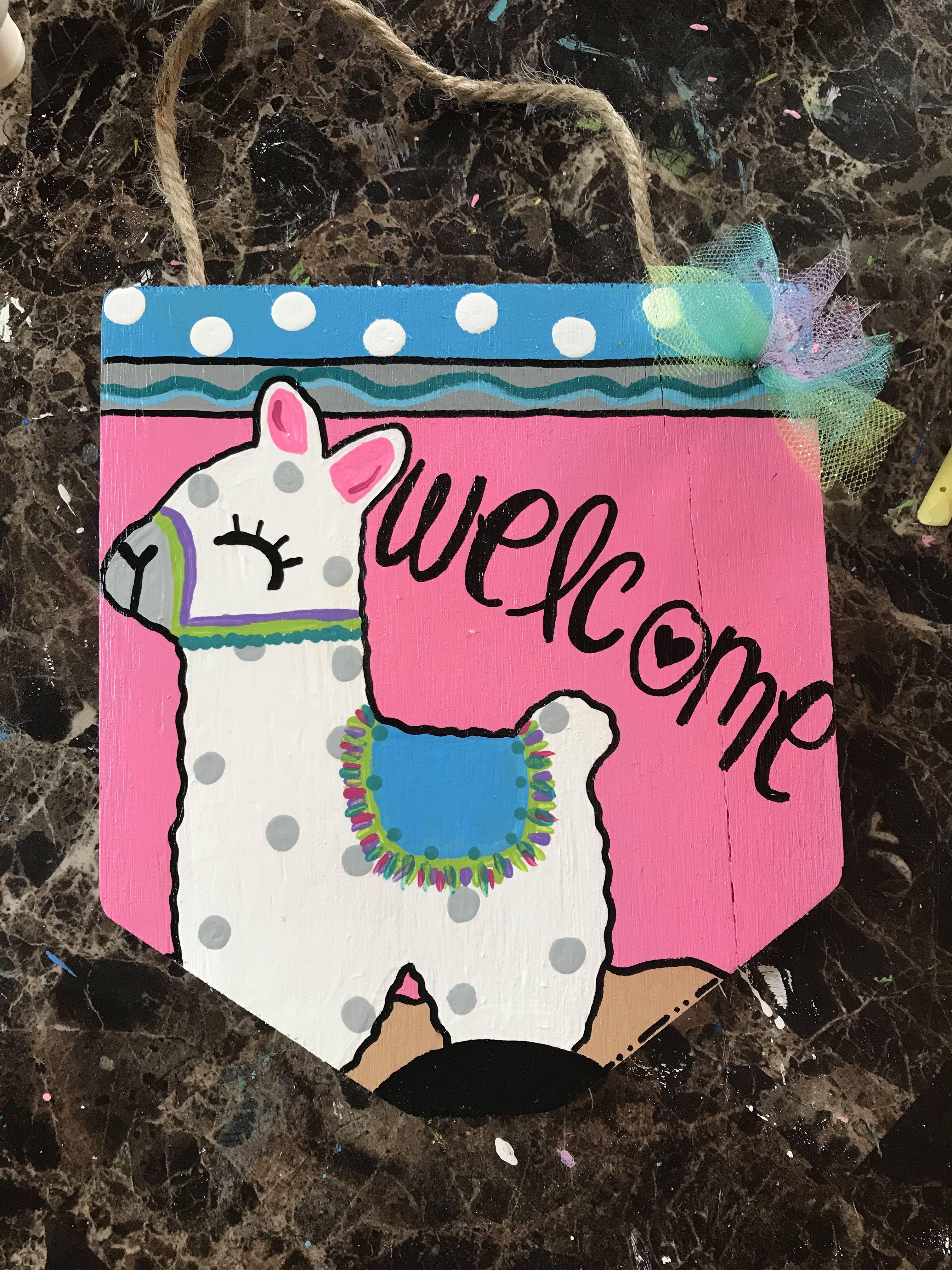 Llama Classroom-llama Class Theme-llama Sign