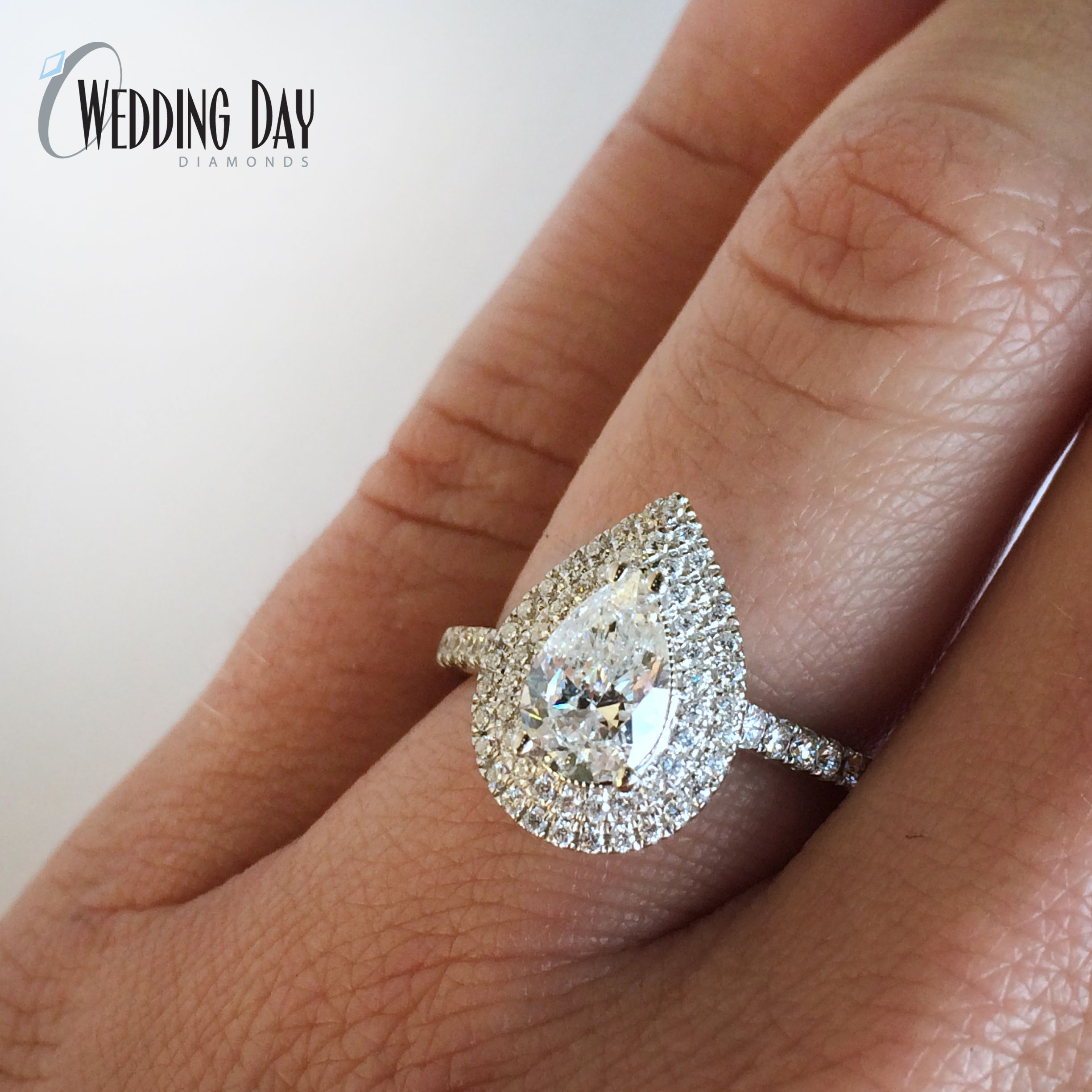engagement pear rings blog we cut read made last a month stunning wedding to the diamond ring pin