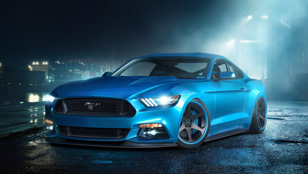 2015 ford mustang cobra performance and specs - Ford Mustang 2015 Blue
