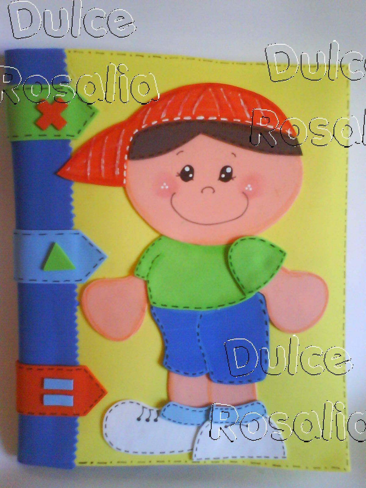 Molde fomi para decorar cuaderno manualidades infantiles and post pic goma eva pinterest - Decorar fotos infantiles ...