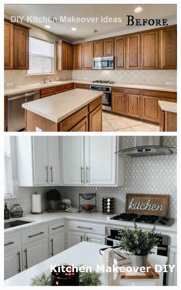 Diy Ideas To Remodel Your Kitchen 3 Pullout Baking Sheet Drawer Cheap Kitchen Makeover Kitchen Diy Makeover Kitchen Design
