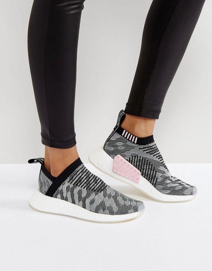 Cs2 KnitFashion Shashiko Nmd In Black Adidas Sneaker 35RjqSALc4