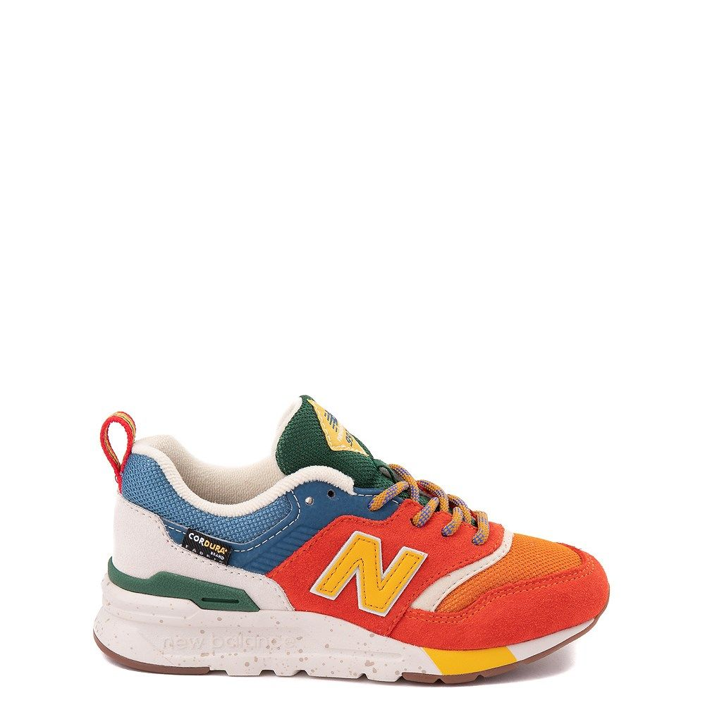 Meditativo Emigrar Fiel  New Balance 997H Athletic Shoe - Little Kid - Vintage Orange in 2021 | New  balance, Retro trainers, Athletic shoes