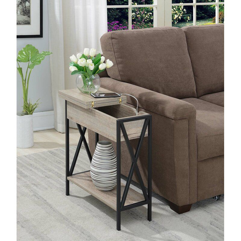 Abbottsmoor End Table Furniture End Tables End Tables With Storage