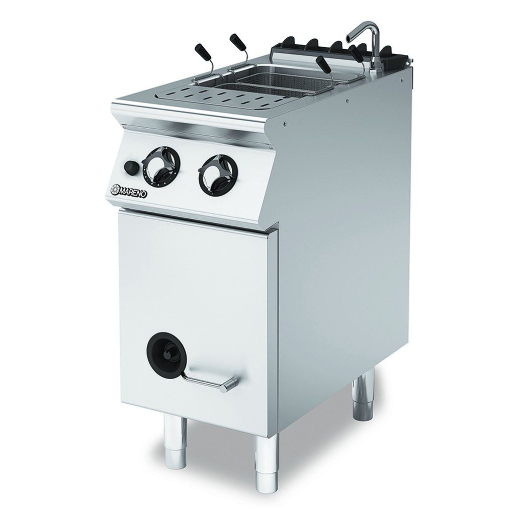 Mareno Gas 28l Pasta Cooker Anpc74g Pasta Cookers Gas Cooker