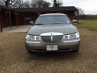 Lincoln Town Car Presidential Edition Lincoln Town Car Cars And