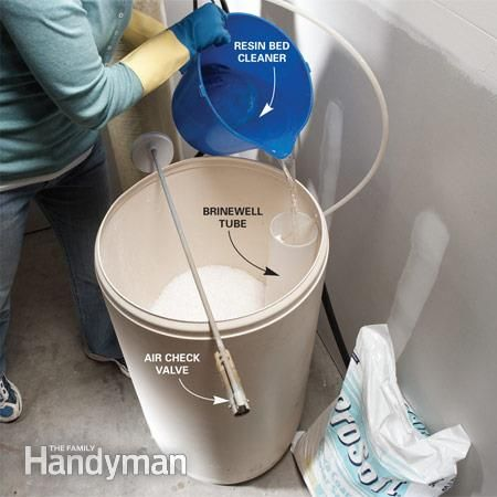 Fix A Water Softener Water Softener Water Softener System Softener