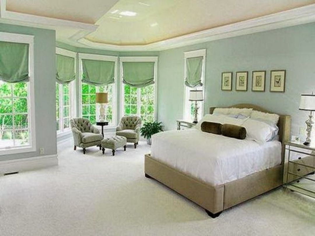 45 Best And Wonderful Bedroom Soothing Colors To Sleep More Comfortable