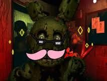 Image result for spring trap and golden freddy