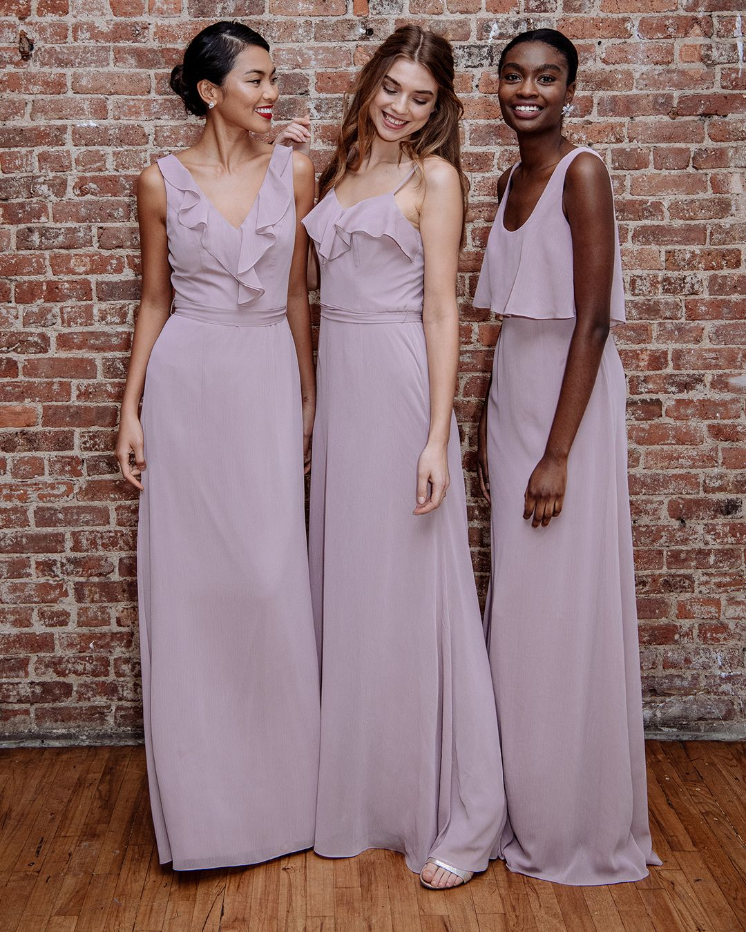 c009de78db25c The best bridesmaid trends you'll see in 2019 spring bridesmaid dresses. A  peek at the newest gowns from David's Bridal's Spring 2019 bridesmaid  collection.