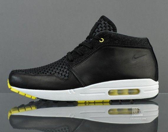 ... Nike Wardour Max 1 PRM NRG – BlackBlack Anthracite Snyc Yellow ... da9ac2e4d1