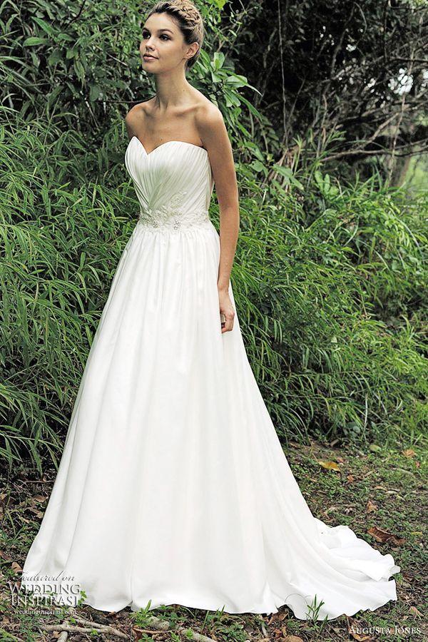 Augusta Jones Wedding Dresses 2012 | Augusta jones, Bodice wedding ...