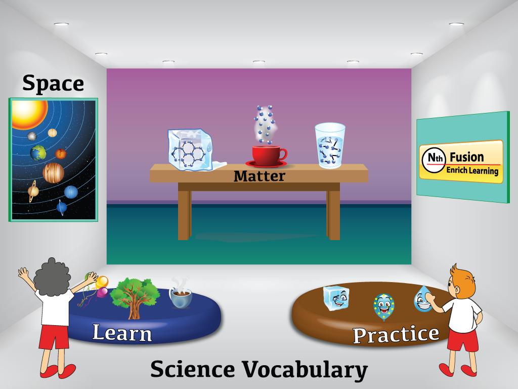 1st Grade Science Glossary 1 Ipad App Learn And