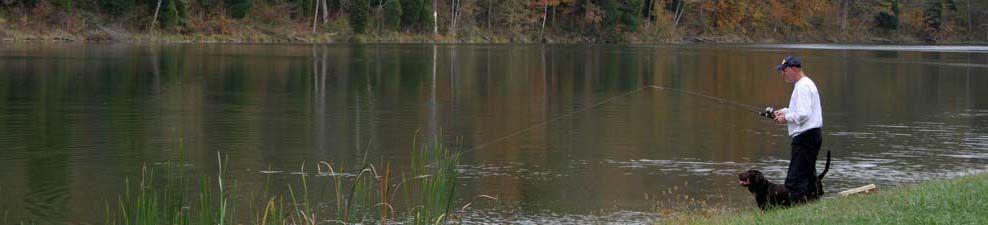 Big bone lick state park fishing