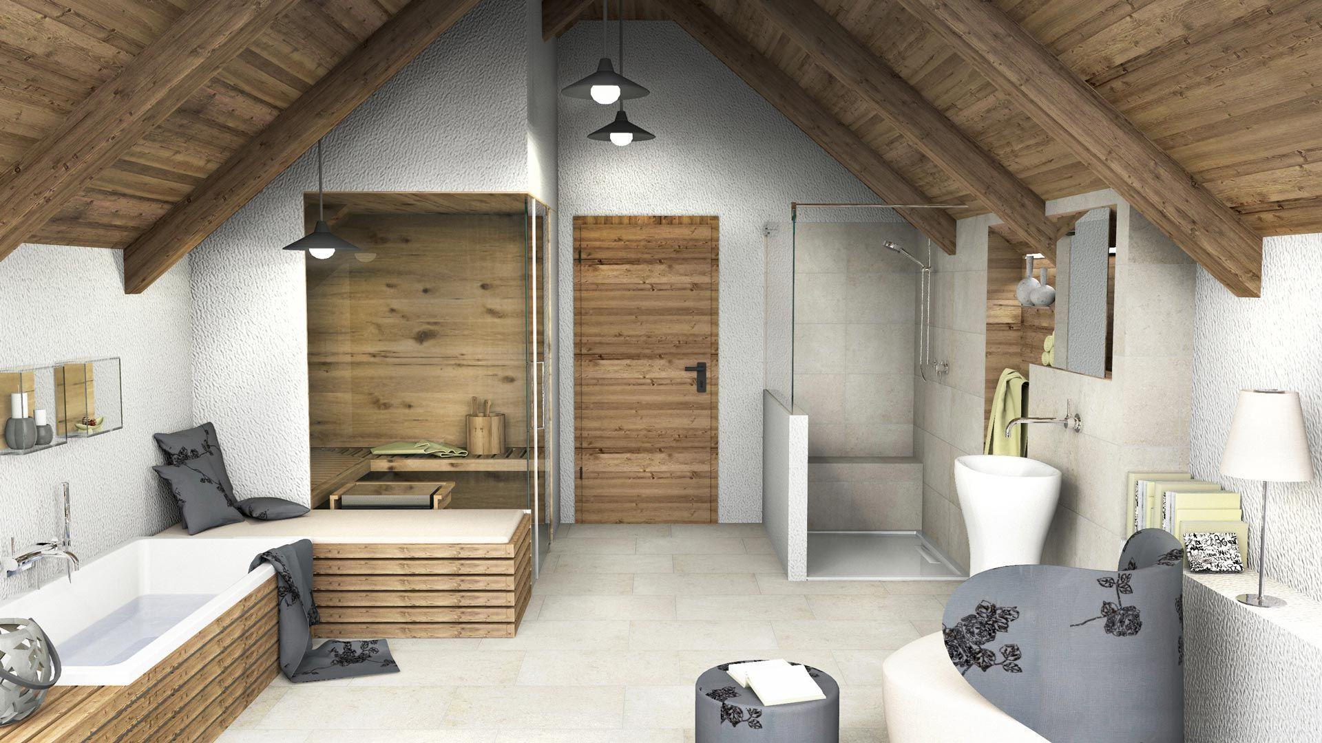 moderne landhaus badezimmer Home decor, Home, Room