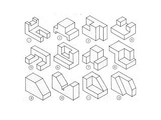 Isometric Shapes  Isometric    Isometric Shapes