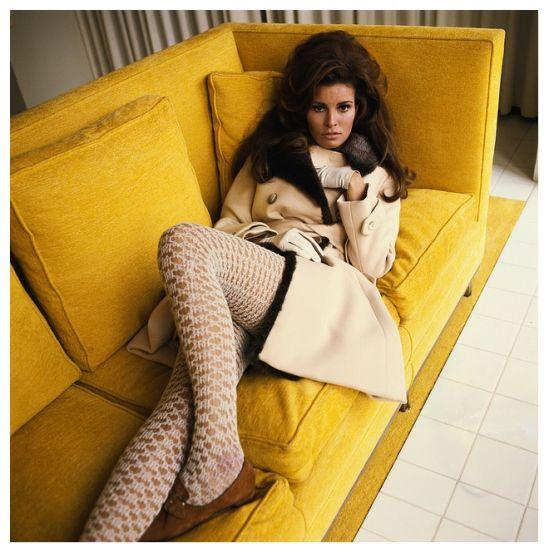 Raquel Welch's 60's style  Fabulous Raquel