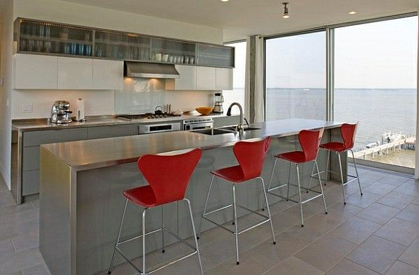 How to choose Bar Stools for your kitchen | kitchen ideas ...