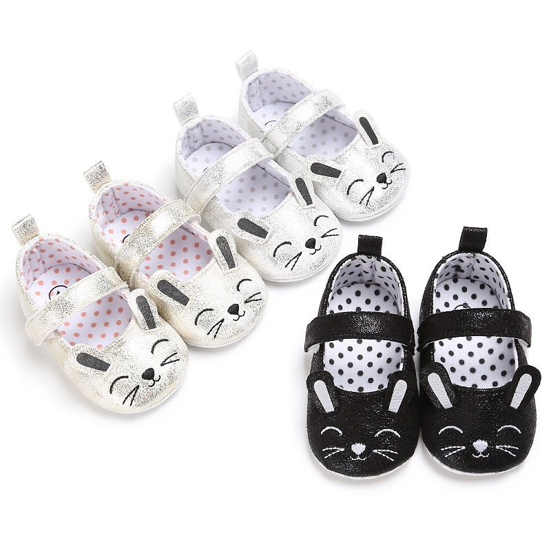 Nice Cute Baby Girls Sandals Anti Slip Cute Crib Shoes Prewalker Soft Sole Newborn Infant Buy It No Baby Girl Sandals Baby Bunny Shoes Baby Shoes Newborn