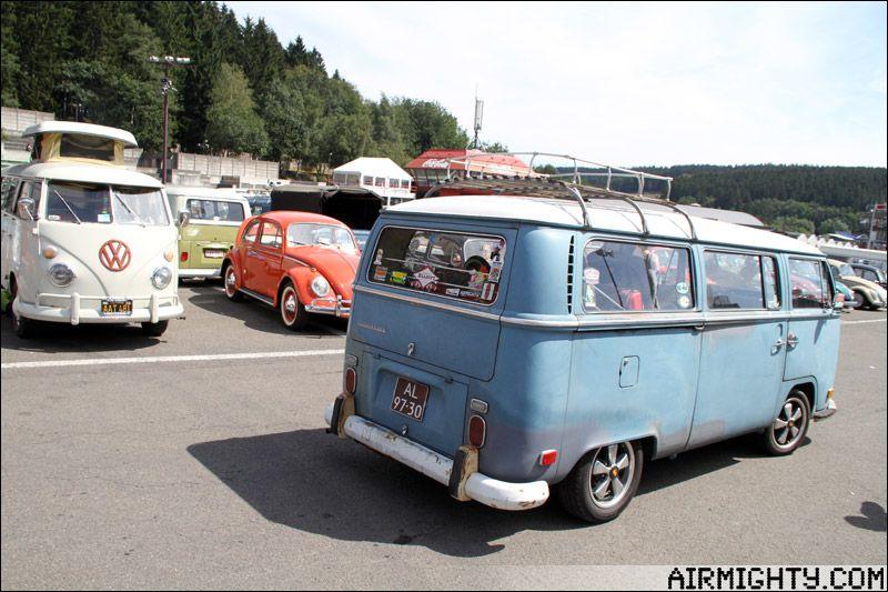 AirMighty.com: hava soğutmalı VW Sitesi - VW Bug göster 2012 - Spa